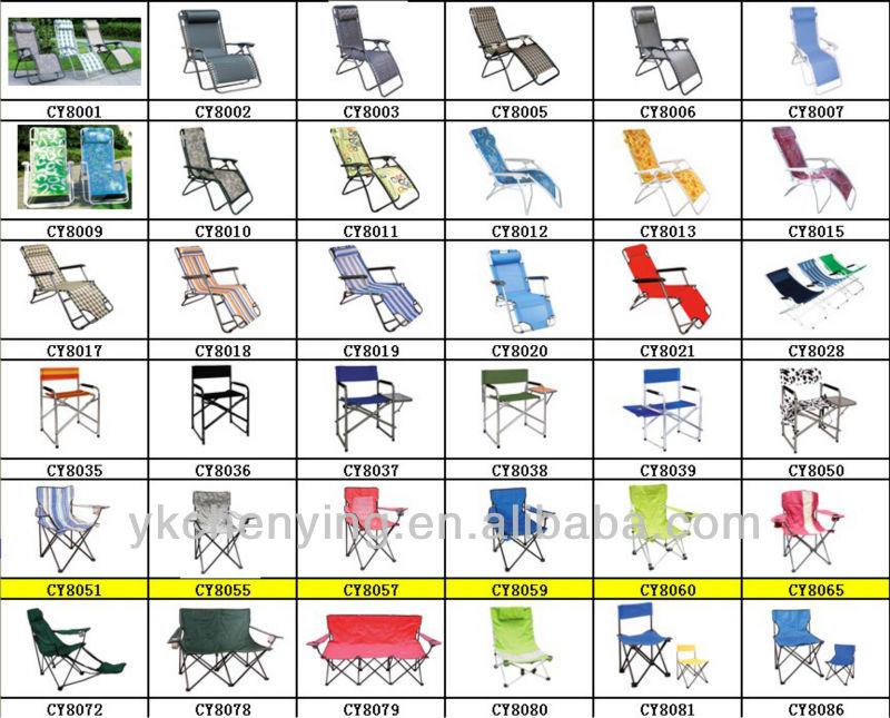 текс кемпинг стул