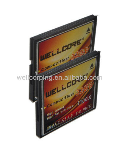 Wellcore UDMA7 1100X 50pin 256GB largest cf card