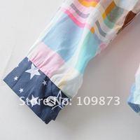 Блузки и рубашки модный OMF-022