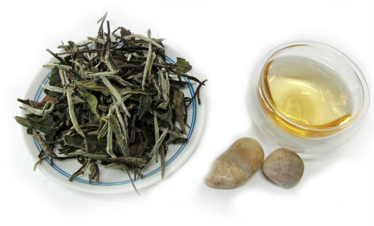 white peony baimudan, white peony tea, China tea brand