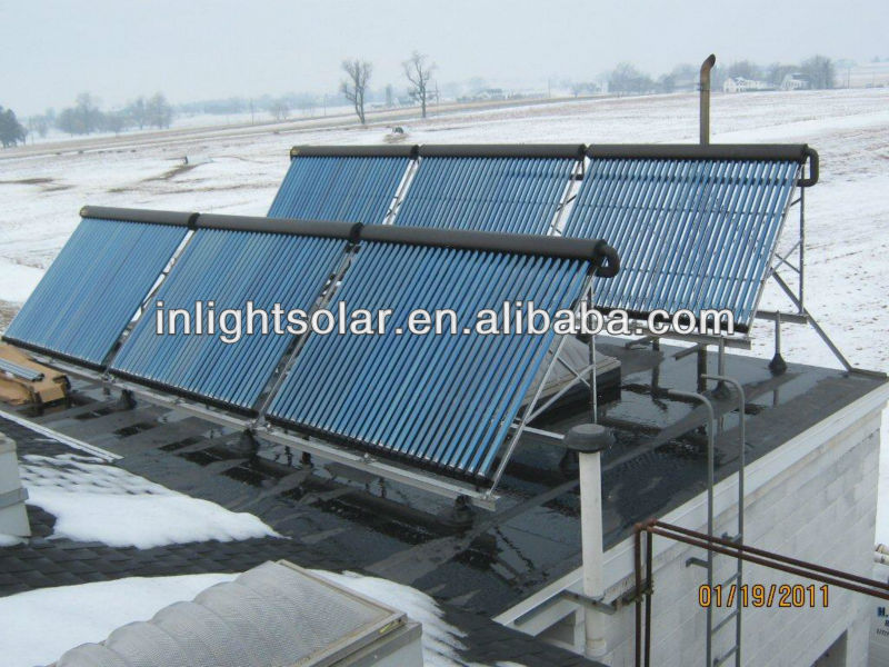 Vacuum Tube Swimming Pool Solar Collectors