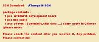 новый комплект Совет развития для микроконтроллеров atmel avr atmega16 mega16