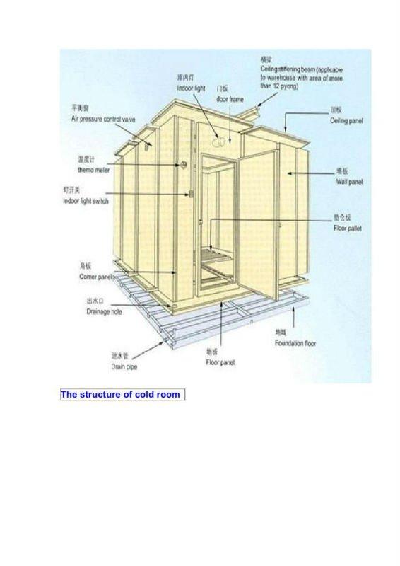 cold room refrigeration unit