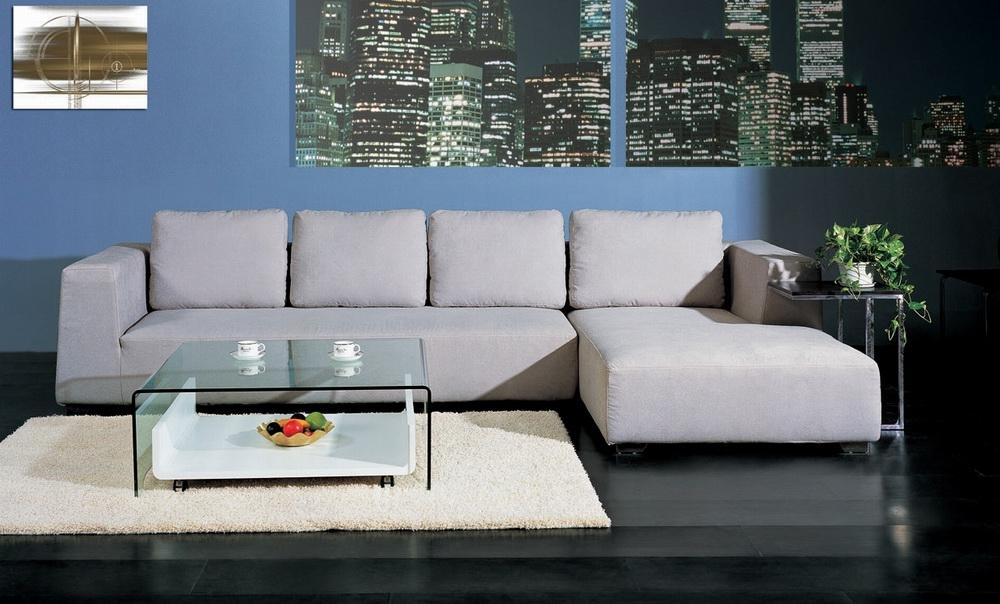 sofa amricain de modle 9157 - Salon Americain