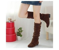 Ladies fashion winter boots Ladies fashion sexy boots Fashion Koren Lovely snow boots