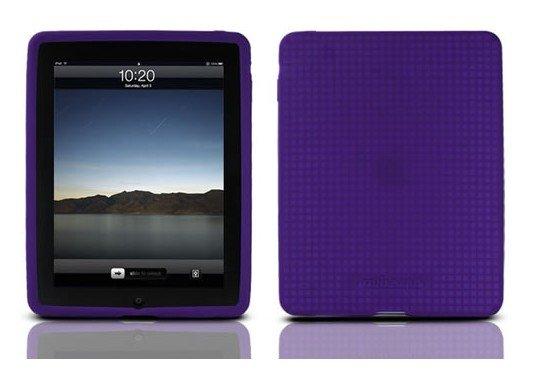 silicone+pc case for ipad mini