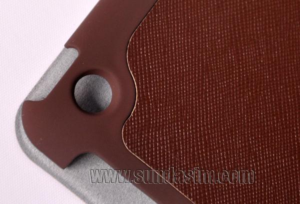 for mini ipad leather case