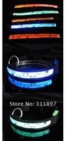 Ошейники и Поводки для собак Dog Cat Pet Safety Glow LED Collar Necklace Leashes, Adjustable, Teddy Bear Pattern 5pcs/lot