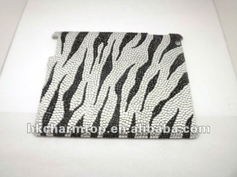 Hot Products 2012 Bling Rhinestone Case for Apple iPad 2