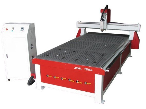Free shipping ACUT-1325 Vacuum adsorption engraving machine for export