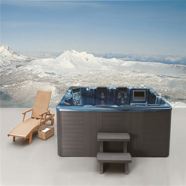 Monalisa luxury spa hot tub with nice design and factory price for adult M-3320