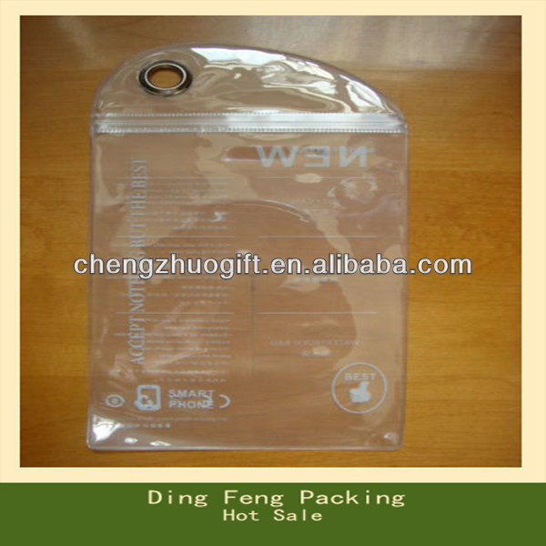 Cheapest PVC iPhone Waterproof Bag Packing