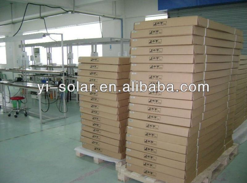 the cheapest 210w mono solar panle