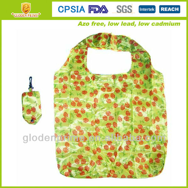 Customized Rpet Bags Made From Recycled Plastic Bottles