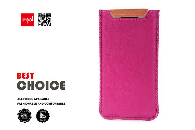 New product protective unique pouch for iphone 5 in customized leather