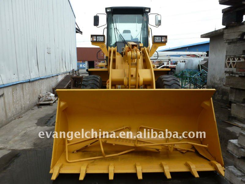LIUGONG CLG835 Wheel Loader 3ton 1.7m3