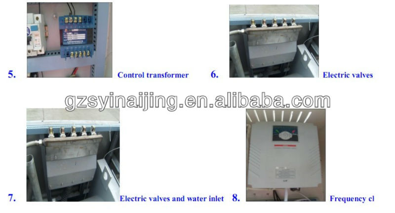 commercial laundry washer extractor machine (laundry machine)
