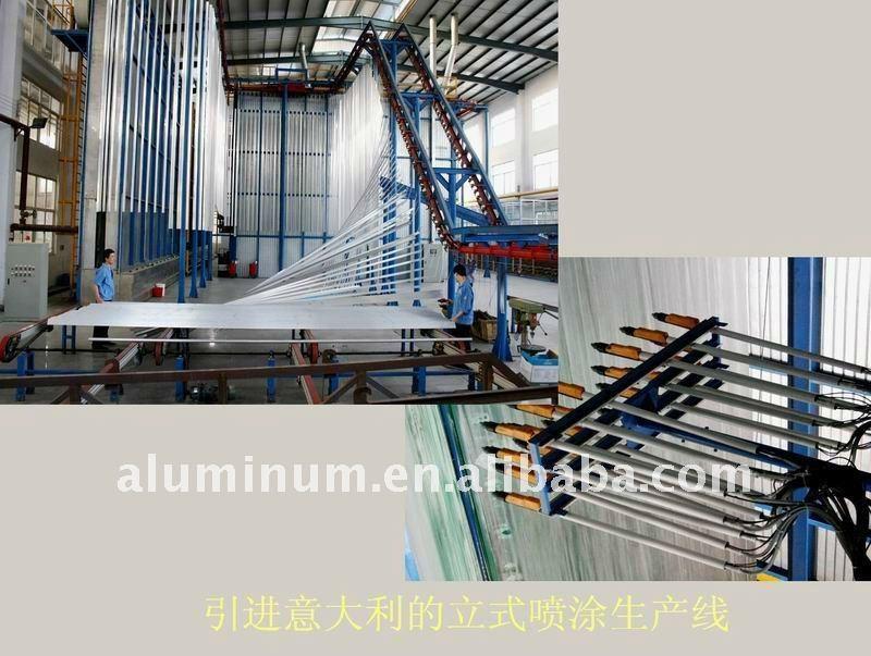aluminium casment window
