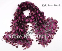 Женский шарф 2012 NEWEST PACHWORK SHAWLS SCARF, MUSLIM HIJAB, 100%nylon, Many design and colors mix order, Factory Whosale price, F26