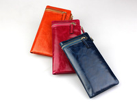 Кошелек ON SALE 2013 New 100% genuine leather wallet, Lady Clutch purse wallet, bags for men and women