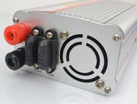 12VDC or 24VDC to 220VAC 1000W Modified Sine Wave USB Mobile Car Power Inverter