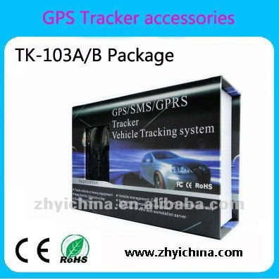 hot selling gps tracker zy TK103 car gps tracker www alibaba dot com
