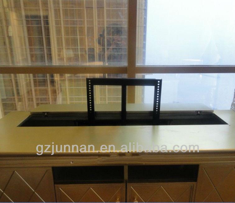 tv lcd motoris ascenseur m canisme tv ascenseur pour meubles de maison meuble t l id de. Black Bedroom Furniture Sets. Home Design Ideas