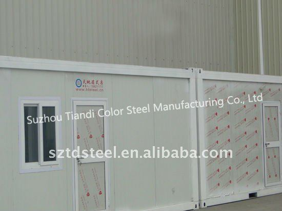 Prefabricated Container House Manufacturing Company