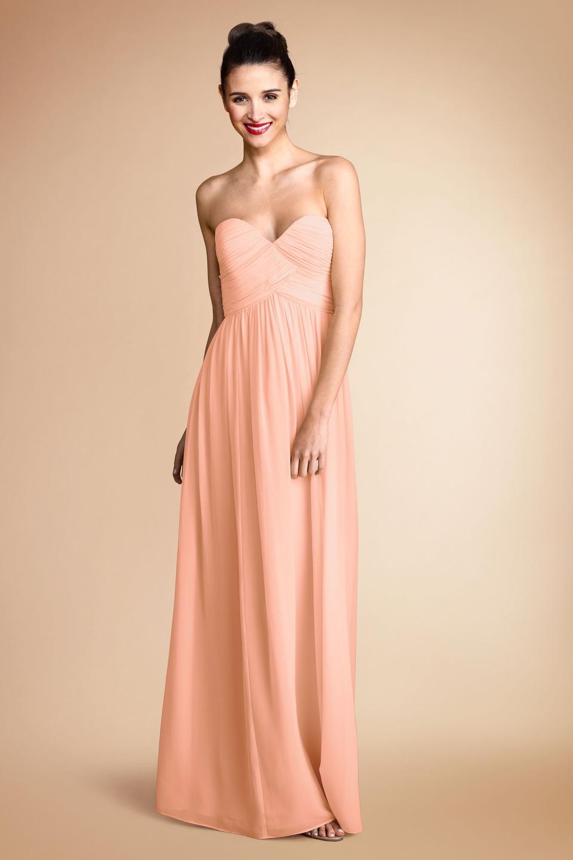 color bridesmaid dresses