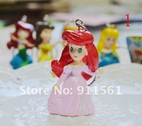 High Quality PVC 8 pcs Princess Collection Figure NEW and retail