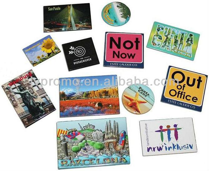 Free design Japan quality standard paper fridge magnet