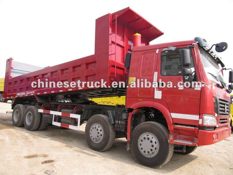 Moins cher sino camions howo camion à benne à vendre à dubaï