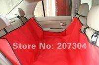 Сумка-переноска для собак 100pcs lot 100% Brand New Hammock CD-002 Pet Dog Cat Car Seat Cover, Washable and waterproof, 135*135cm, By DHL