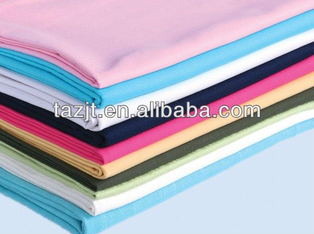 plain white cotton fabric