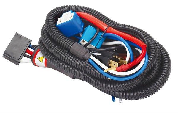 9004 car lighting wiring harness