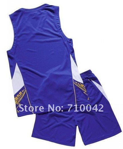 Free Shipping 2012 original Jersey Basketball Jersey Sport Jersey Wholesale with shorts