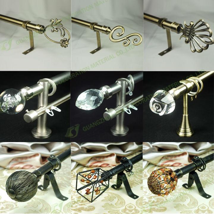 embouts cristal de pour rideaux tringle 224 rideau 233 l 233 gant avec embouts p accessoires de