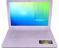 DHL Free 2pcs 14 inch Intel Atom 1.8GHz 250GB HDD 2GB RAM With Bluetooth WIFI Camera New Laptop Computer