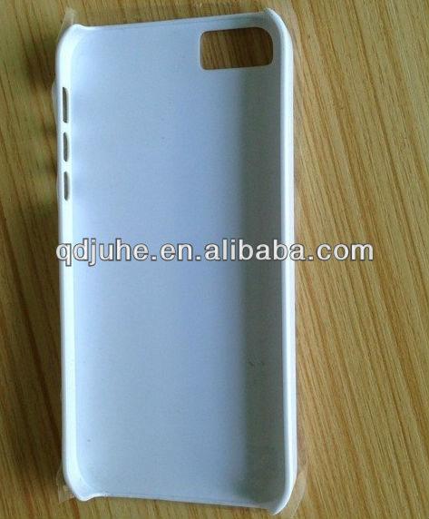 3D sublimation case for iphone 5/5s