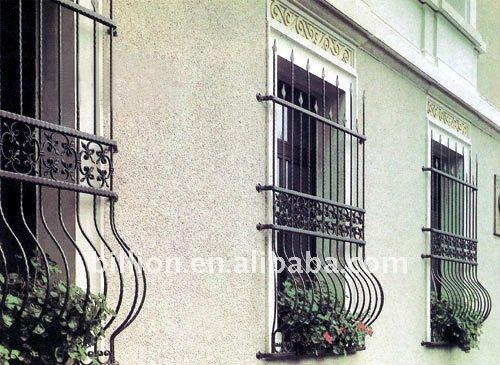 ... Window Grill Design - Buy Cast Iron Safety Window,Cast Iron Safety