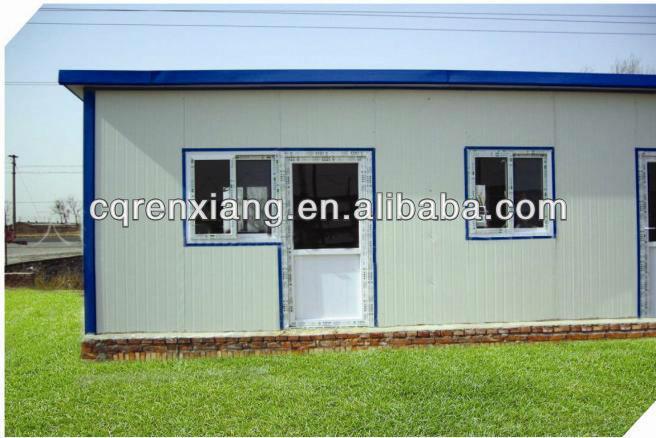 Prefabricated Small Beautiful Prefab House