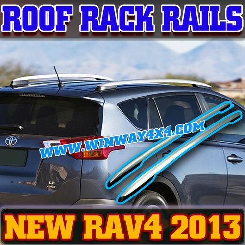 2013 TOYOTA RAV4 toit RAILS pour RAV4 2013 2014