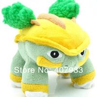 Плюшевая игрушка Pokemon 1pcs 12cm/5inch Pokemon Grotle Plush Doll Pokemon toy Pikachu Stuffed Animal soft plush Toy retail