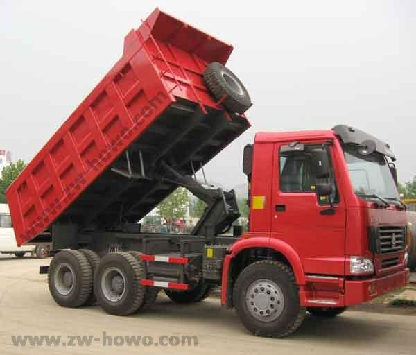 cheap dump truck