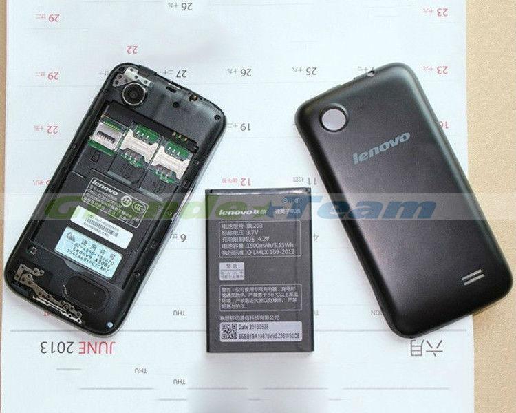 Lenovo A308T MTK6572 Dual Core 4inch dual sim lenovo phone