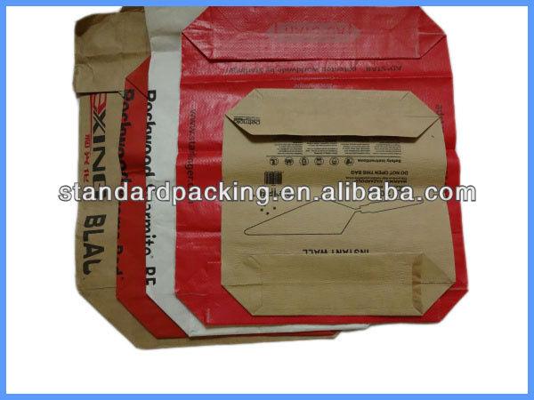 caco mortier de chaux 25 kg kraft papier valve sac sacs d. Black Bedroom Furniture Sets. Home Design Ideas