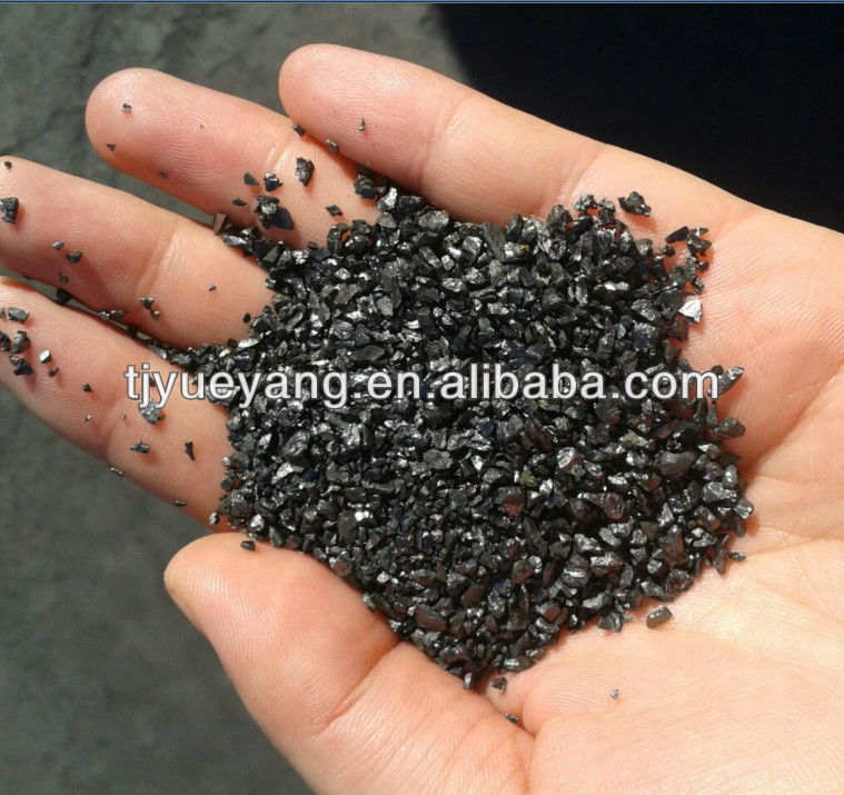 2014 Good quality and low price for Gas Calcined Anthracite FC:95%