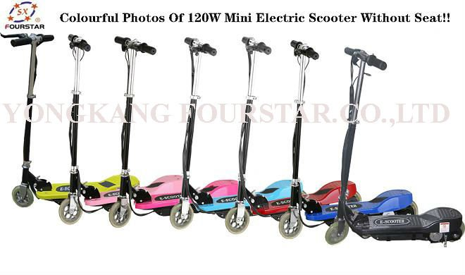 2 WHEELS E-SCOOTER/MINI ELECTRIC SCOOTER 120W SX-E1013