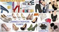 Женские ботинки , toe