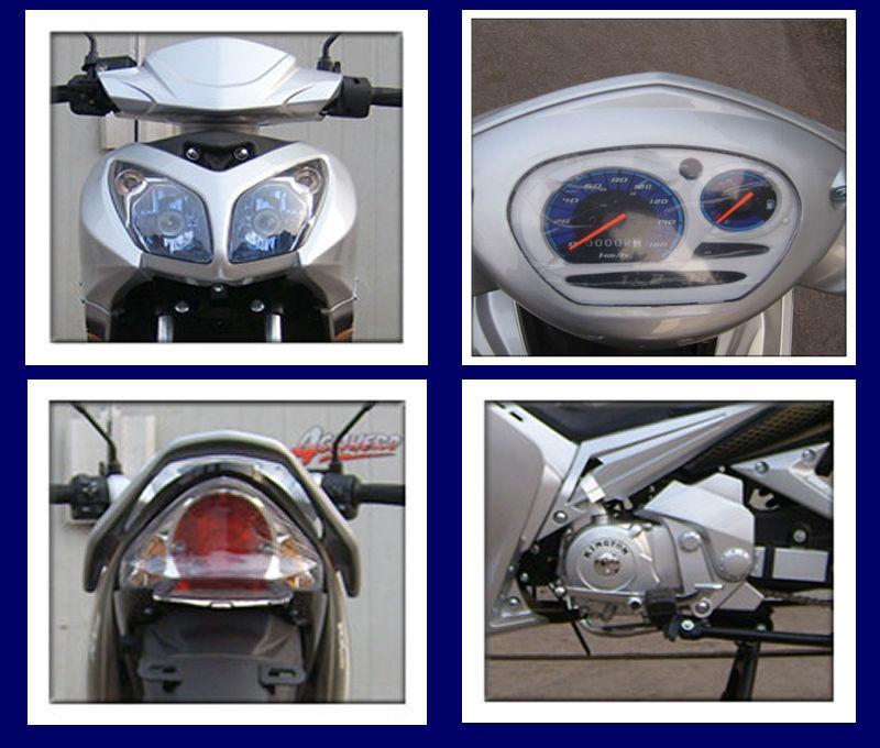 2014 Chongqing Newest Cheap 125cc Cub Motorcycle